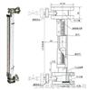 UHZ-58/F电远传耐强腐蚀型磁浮子液位计,UHZ-58/F