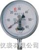 JSRY-YEX不鏽鋼膜盒電接點壓力表