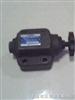 SRCG-03-*-50油研单向节流阀,YUKEN型号查看