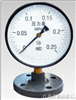 XX系列防强腐全塑隔膜压力表