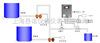 WDK防爆型液体定量输送设备/定量控制系统